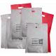 пакет 200 брендирани - печатени кеси за бутици