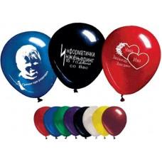 """Пакет 30 печатени 9"""" балони"""